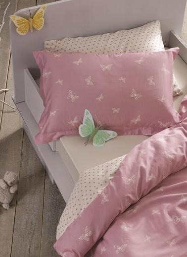 Butterflies in a Dream Bebek Nevresim Takımı-Hibboux by Yataş